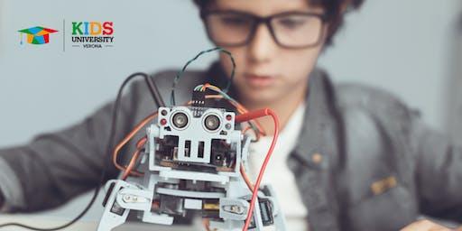 I robot e la Robotica: nel passato, nel presente e nel futuro