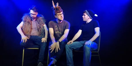 Hoopla Impro Clubhouse tickets