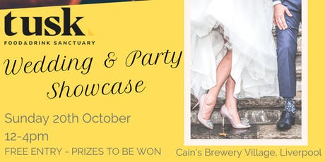 Tusk Wedding & Party Showcase tickets