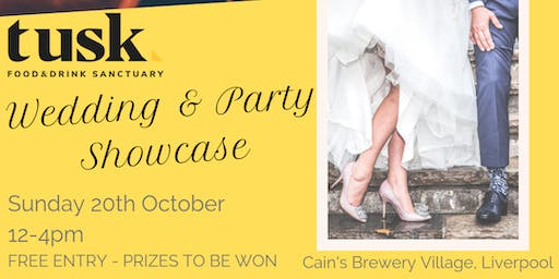 Tusk Wedding & Party Showcase