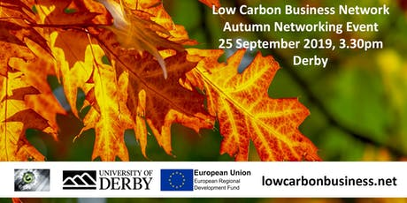 Low Carbon Business Network Quarterly Catch-up (Autumn 2019) tickets