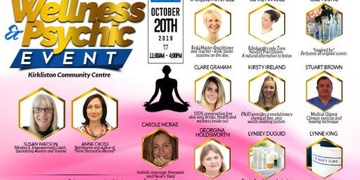 Wellness & Psychic Event Free
