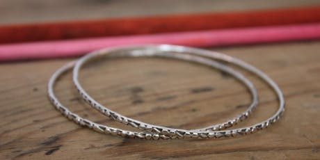 Make Your Own Silver Bangles tickets