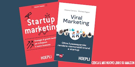 Growth Hacking & Viral Marketing biglietti