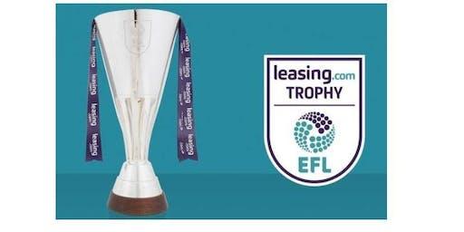 Lincoln City v Man Utd U21 - Leasing.com trophy