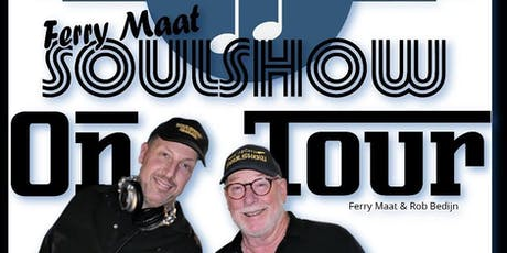 Soulshow-Ferry Maat on-tour tickets