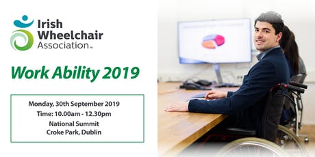 IWA WorkAbility National Summit 2019 tickets
