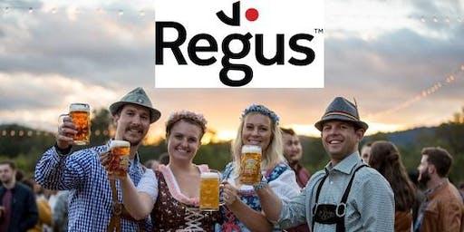 Regus host Oktoberfest