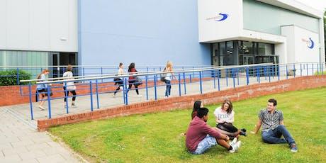 University Level Open Event | Stratford-upon-Avon College tickets
