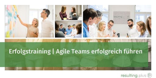 Erfolgstraining | Agile Teams erfolgreich führen