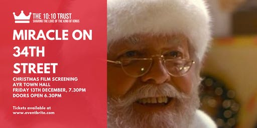 Miracle on 34th Street - Christmas Screening