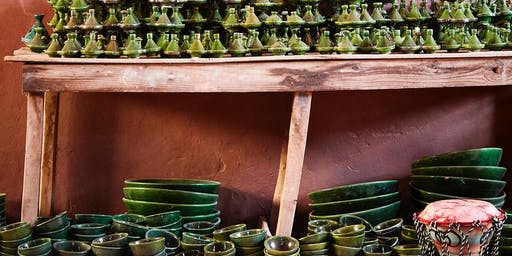 Tajine Workshop 24 november '19
