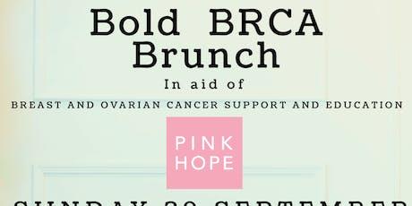 Bold BRCA Brunch tickets