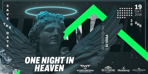 ONE NIGHT IN HEAVEN - Windobona Berlin Indoor Skydiving