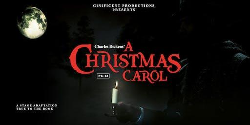 A Christmas Carol - A Ghost Story of Christmas