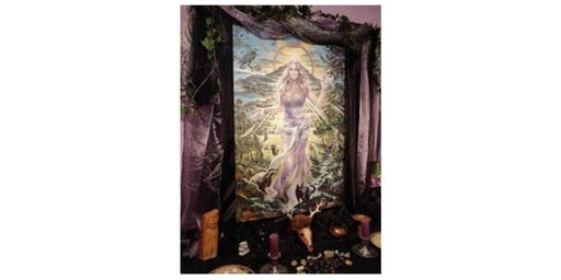 Goddess Keridwen/Samhain meditation workshop
