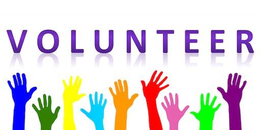 Preparing to Volunteer! | CC - Curzon 317 | 10:00 - 11:00 | Monday 4th November
