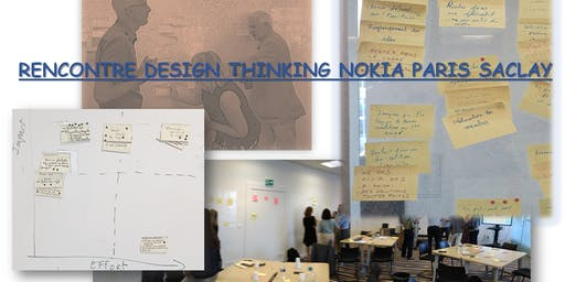 Rencontre Design Thinking chez Nokia Paris-Saclay le 24 Septembre