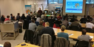 Cyber Tuesday: IC4 Industrial Security Awareness Sessie