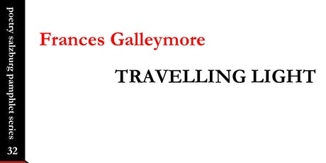 Launch of Frances Galleymore's Travelling Light tickets