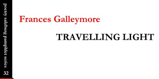 Launch of Frances Galleymore's Travelling Light