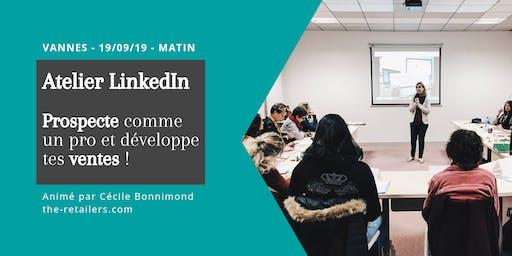 LinkedIn : prospecte comme un pro et développe tes ventes