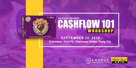 Cashflow 101 Workshop Philippines tickets