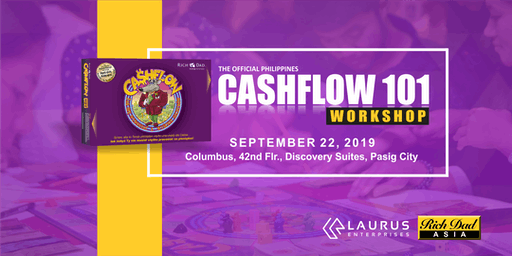 Cashflow 101 Workshop Philippines