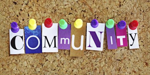 Engaging with community | CC - Curzon 288 | 11:00 - 12:00 | Monday 4th November