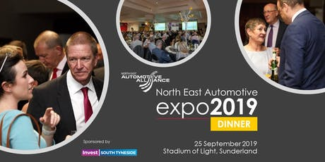 North East Automotive Expo Dinner 2019 tickets