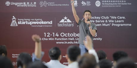 Startup Weekend HK Social Impact Lingnan University tickets