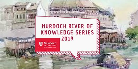Murdoch River of Knowledge Series [Prof Jeremy Nicholson] tickets