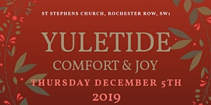 Yuletide Comfort & Joy