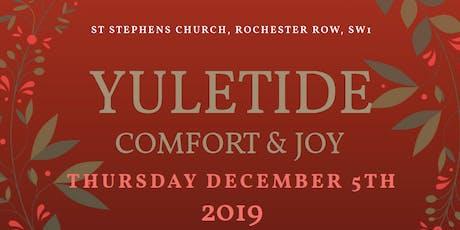 Yuletide Comfort & Joy tickets