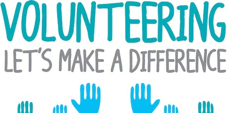 Volunteering Fair | CC - Curzon Atrium  | 11:00 - 15:00 | Monday 4th November tickets