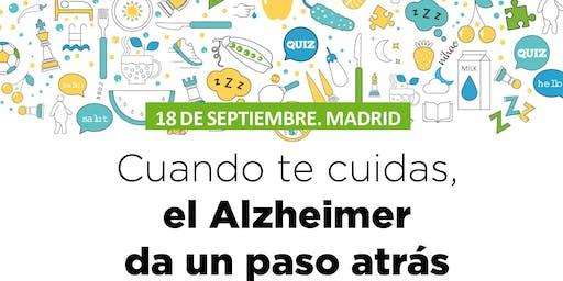 Cuando te cuidas el Alzheimer da un paso atrás. MADRID