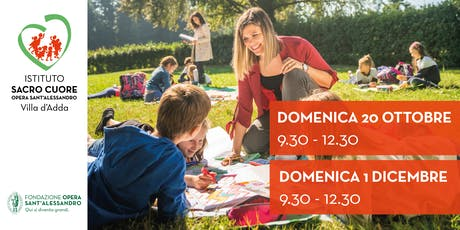 Istituto Sacro Cuore di Villa d'Adda / Open Day biglietti