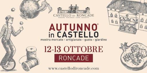 Autunno in Castello 2019