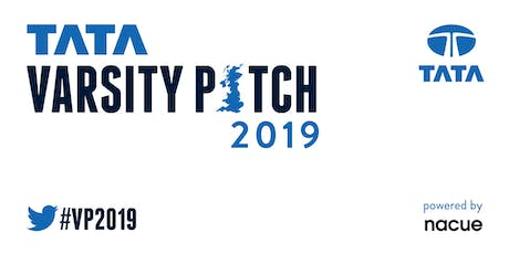 Tata Varsity Pitch 2019 - Grand Finals  tickets
