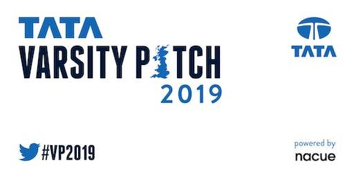 Tata Varsity Pitch 2019 - Grand Finals