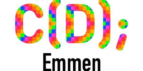Coderdojo-Emmen - Programmeren met Scratch #2019-09 tickets