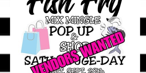 Mix, Mingle, Pop up & Shop