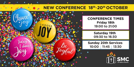 St. Mark's NEW CONF 2019 tickets