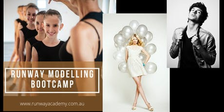 Runway Modelling Bootcamp tickets