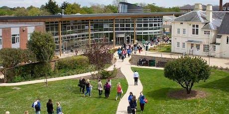 University of Chichester - Bognor Regis Campus Tour tickets