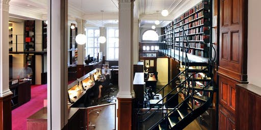 Evening Tour of The London Library - 14 October 2019