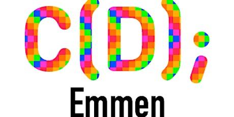 Coderdojo-Emmen - Programmeren met Scratch #2019-12 tickets