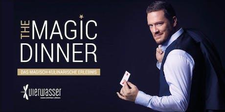 THE MAGIC DINNER - Magische Momente I Tickets