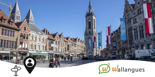 Wallangues in the City - Tournai