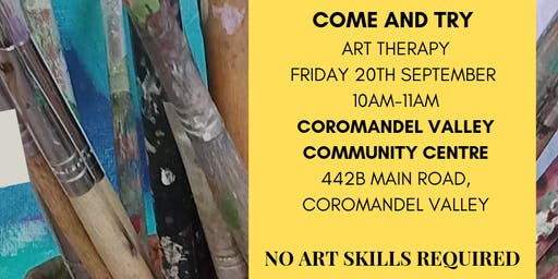 Come and Try Art Therapy